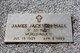 """James Jackson """"Jack"""" Hall"""