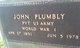 John Plumley