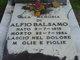 Profile photo:  Alfio Balsamo