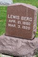 Lewis Berg