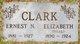 """Elizabeth B. """"Lizzie"""" <I>Neal</I> Clark"""