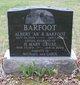 "Profile photo:  Albert Russell ""Ab"" Barfoot"