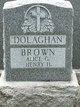 Profile photo:  Alice G <I>Dolaghan</I> Brown