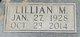 Lillian Mae <I>Hessman</I> Fitzsimmons