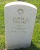 PVT John J. Burns