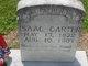 Corp Isaac D Carter