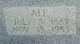 Alf Bolton