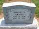 Profile photo:  Charles Henry Armes