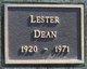 Lester Dean