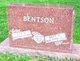Eva A <I>Kittelson</I> Bentson