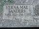 Profile photo:  Verna Mae <I>Sanders</I> Burnett