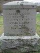 Profile photo:  Allen Lafayette Cook