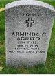 Profile photo:  Arminda C <I>DaCosta</I> Agusto