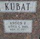 Anton R Kubat