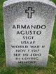 """Profile photo:  Armando """"Gus"""" Agusto"""