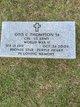 Otis Ceylon Thompson Sr.