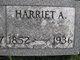 Harriet A. <I>Tillson</I> Thornburg