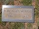 Ruby Gordon <I>Allen</I> Murphy