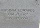 Myrtle Virginia <I>Edwards</I> Dull