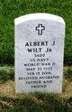 Profile photo:  Albert Joseph Wilt, Jr