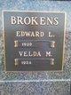 Profile photo:  Edward L Brokens