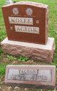 Lenora L <I>Wolfe</I> Acton