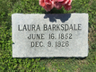 Profile photo:  Laura <I>Pullen</I> Barksdale