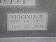 Ethel Virginia <I>Thompson</I> Murray