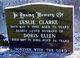 Profile photo:  Doris Ellen <I>Gabites</I> Clarke