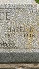 "Hazel Leone ""Amanda"" <I>Talbott</I> Pierce"