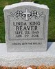 Linda May <I>King</I> Beaver