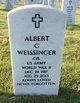 Profile photo:  Albert Gustave Weissinger