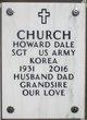 Howard Dale Church
