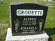 Profile photo:  Alfred Grouette