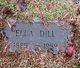 """Profile photo:  Amanda Luella """"Ella"""" <I>Manasco</I> Dill"""