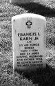 Profile photo:  Francis L Karn, JR
