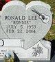 """Ronald Lee """"Ronnie"""" Ard"""