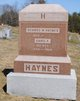 Profile photo:  Abbie A <I>Heywood</I> Haynes