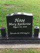 Profile photo:  Mary Katherine Hooe