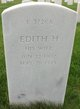 Edith H Crandall