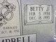 Betty Jean <I>Cline</I> Campbell