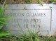 Gordon O. James