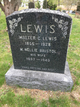 Walter C Lewis