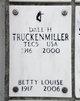 Dale Hotchkiss Truckenmiller
