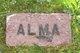Profile photo:  Alma <I>Coffee</I> Baum