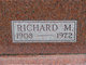 Richard M. Albright