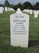 Profile photo:  Betty <I>Lamb</I> Acton