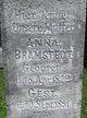 Profile photo:  Anna <I>Woepse</I> Bramstedt