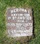 Profile photo:  Bertha <I>Festerling</I> Bramstedt