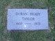 Duran Brady Taylor